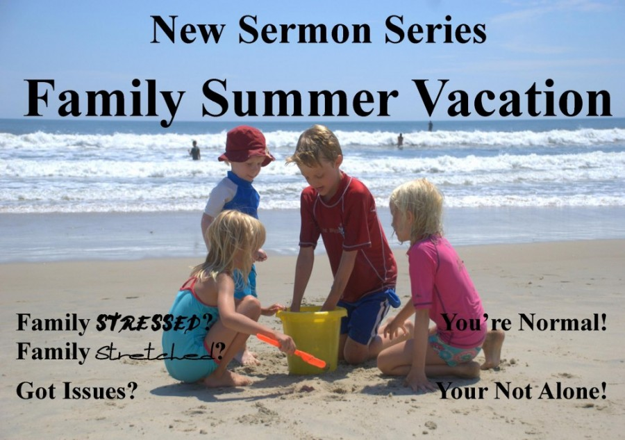 New Sermon Series: Family – Hurt Road Baptist Church