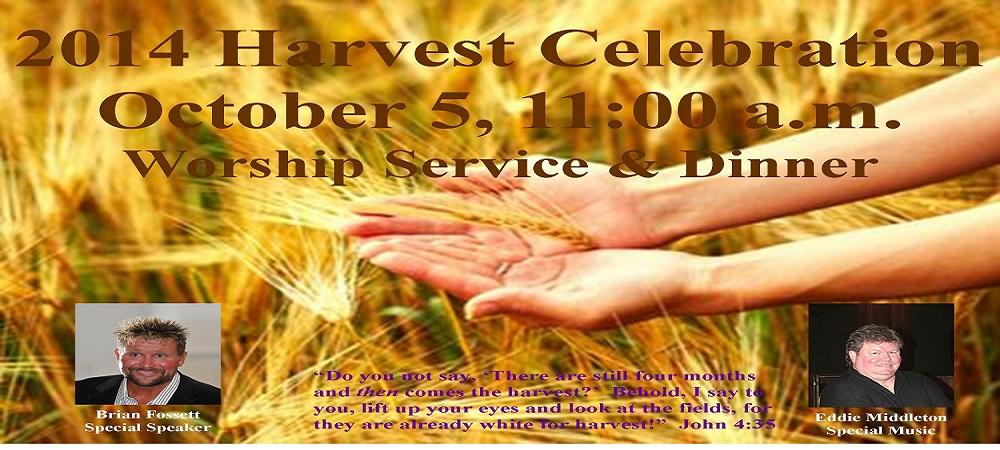Harvest Day Celebration