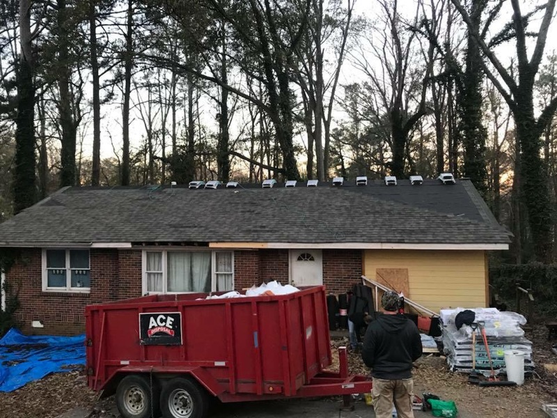 Outreach Project (New Roof)